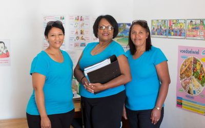 CELEBRATING CHANGE AGENTS | FAGMA SWART