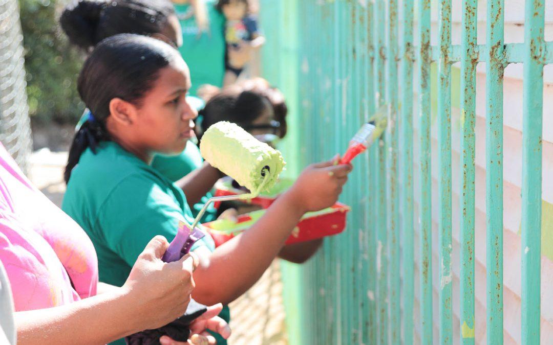 MORE CHILDREN ENJOY A SAFER SPACE