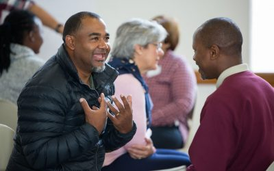 CHURCHES COLLABORATING FOR CHANGE