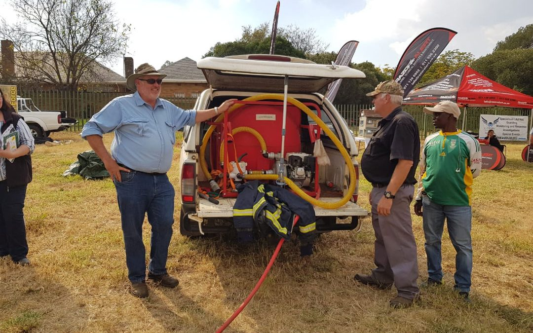 BUILDING RESILIENCE BEFORE FIRE SEASON