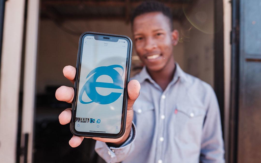 A social entrepreneur's quest for rural connectivity