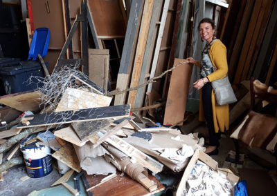 Disused theatre props get a new lease on life for the open days